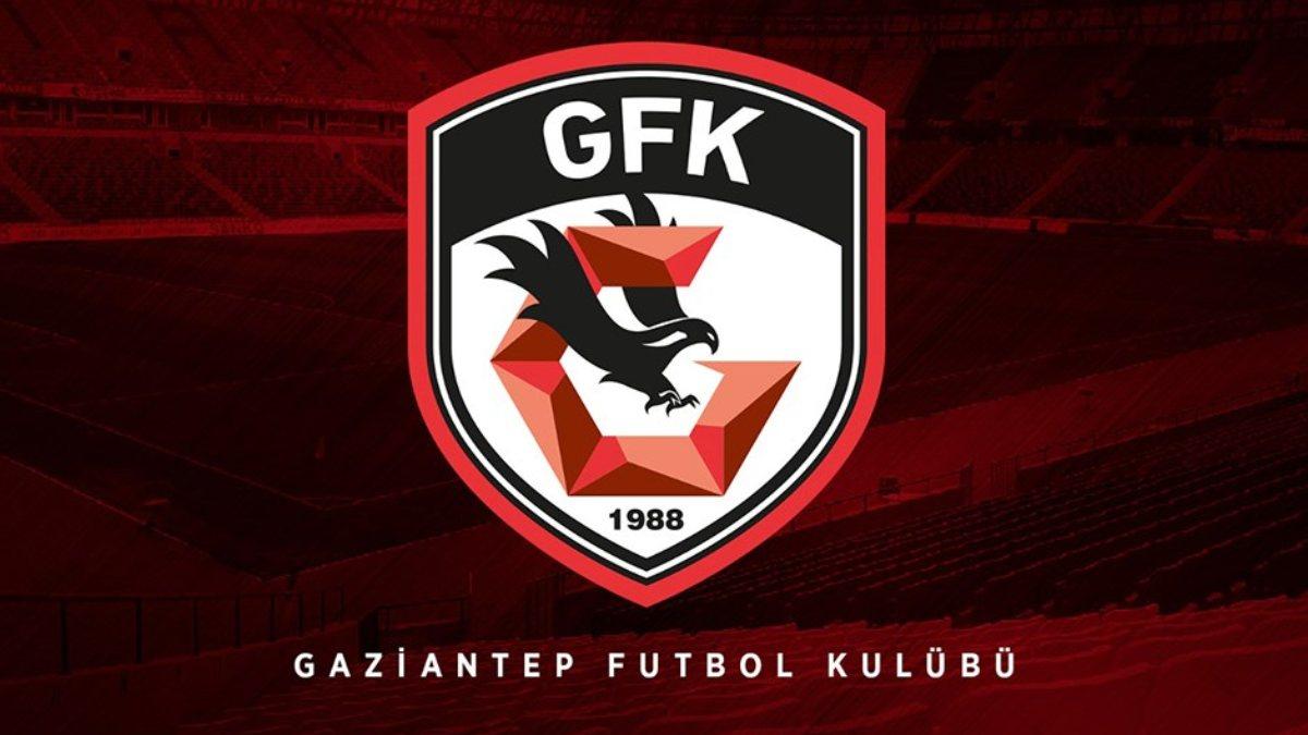 Gaziantep FK'da 2 futbolcunun testi pozitif