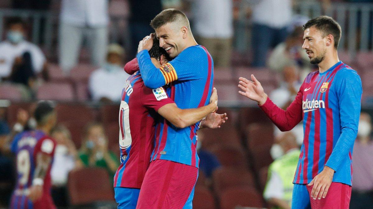 Messi'siz Barcelona, Sociedad'ı 4 golle geçti